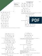 Sistema de Ecuaciones Lineales - Taller - Copia