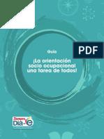 Guía Orientación Socio Ocupacional Media