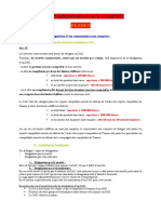 Cour Commissariat - Aux Comptes