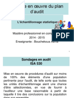 La Planification de l'Audit