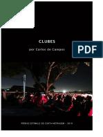 projeto clubes estimulo