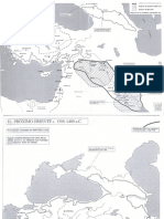 Mapas Para La Historia Proximo Oriente y Grecia