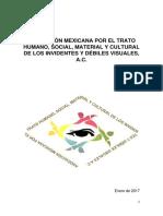 Asociación Mexicana por el Trato Humano, Social, Material y Cultural de los Invidentes y Débiles Visuales