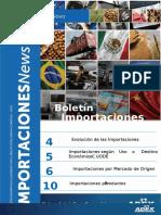 Boletin Importaciones Junio 2016
