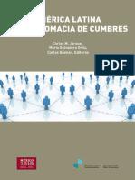 America Latina y La Diplomacia de Cumbres-2013