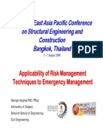 Applicability of Risk Management Emergency_management_slides