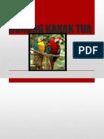 Burung Kakak Tua[Haifa and Batrisyia 4usaha]