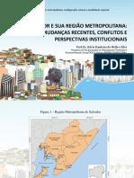 Salvador e sua região metropolitana