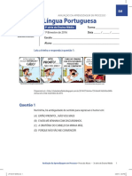 AAP - Língua Portuguesa - 3ª Série Do Ensino Médio 1ºBIMESTRE