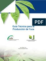 Guía Técnica Para La Producción de Yuca