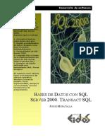 Bases de Datos con SQL Server 2000. Transact SQL - EIDOS.pdf