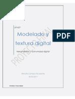 Modelado y Textura Digital