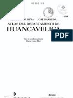 Atlas Del Departamento de Huancavelica