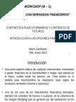 Workshop -1 Cobertura Del Riesgo Cambiario Con Derivados Financieros