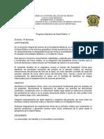 Salud Pública a Oper. Julio-Enero 2016-2017