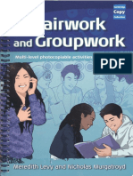 CCC Pairwork and Groupwork