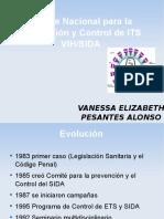 VANESSA-Comite Nacional Para La Prevención y Control De