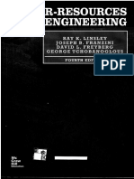 Water-Resources Engineering - Parte 1