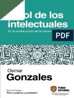 El Rol de Los Intelectuales de Osmar Gonzales