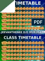 Timetable Mine