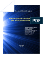 Tese Livre Docencia Jorge Machado