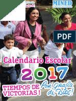 Calendario-1erTrimestre-2017 secundaria a distancia