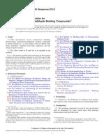 D704-99(2012) Standard Specification for Melamine-Formaldehyde Molding Compounds