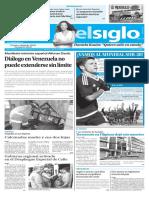Edición Impresa Elsiglo 12-02-2017