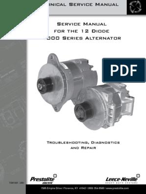 leece neville alternator wiring diagram free download leece neville 4000 series alternator service manual direct  leece neville 4000 series alternator