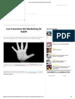 Los 5 secretos del Marketing de Apple _ Reason Why.pdf