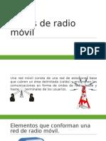 Redes de Radio Movil