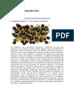 Asfaltenos y Sus Efectos en La Produccion de Petroleo