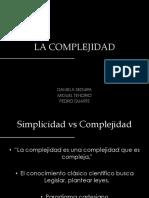 Complejidad Teoria