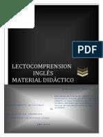 Lecto Compresion- Cuadernillo de Ingles Nuevo