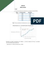 Curva Calibración- Reactores Catalíticos