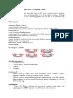 Common Respi Disorders