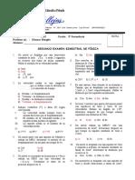Examen 3° bimestral 3 de sec