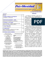 Boletin PSIC OBESIDAD Año 3 No 9 Enero a Marzo 2012 ISSN 2007-5502