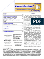 Boletin Psicobesidad Vol 3 No 10 Abril Junio 2013