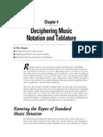 Music Notation 85-89