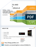 Expert Performance Tuning tips for Oracle