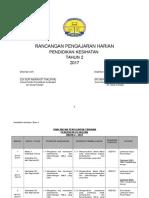 RPT Pendidikan Kesihatan Tahun 2