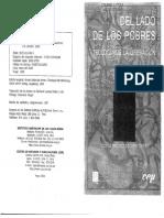 Gutierrez, Gustavo y Müller, Gerhard - Del lado de los pobres