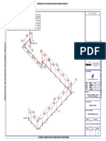 Isometrik Drawing - Compressed Air, Raw & Process Water Pipe - Az0-Hn0-Sg0-Process Water