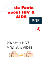 Baisc Facts About HIV-testing Week