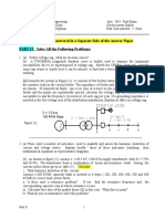 ERC 1st Year Diploma June 2014 PQ Final Exam Part II