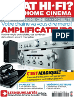 What Hi Fi 122 Juillet 2014