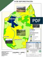 Mapa de Deforestacion