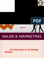 Sales & Marketing (Part 5)
