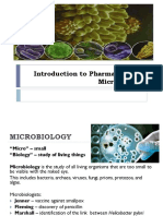 Introduction to Pharmaceutical Microbiology